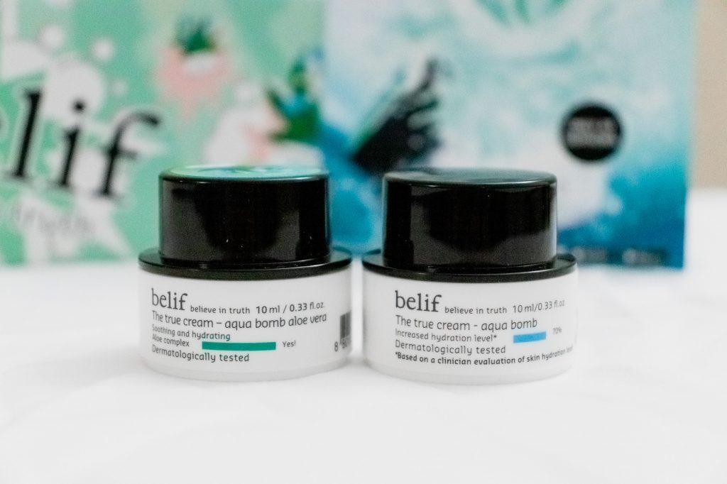 Belif Aqua Bomb Aloe Vera Review
